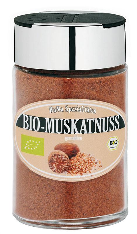 Huma Spezialitaten Bio Muskatnuss